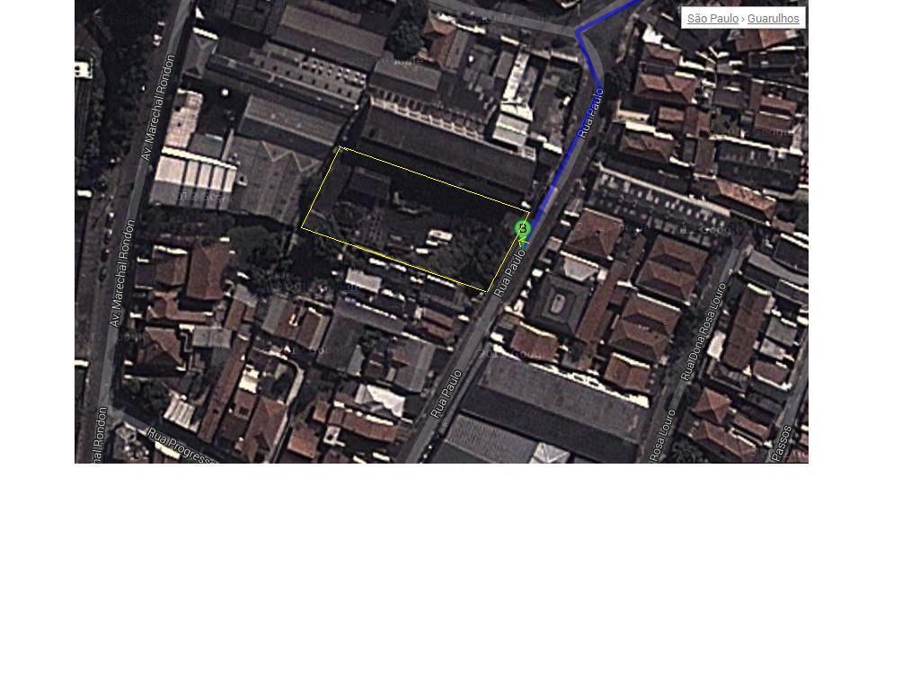 Soute Imóveis - Terreno, Ponte Grande, Guarulhos