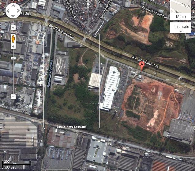 Terreno, Parque João Ramalho, Santo André (AR0102) - Foto 4