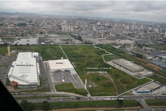 Terreno, Parque João Ramalho, Santo André (AR0102)