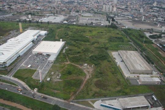 Terreno, Parque João Ramalho, Santo André (AR0102) - Foto 2