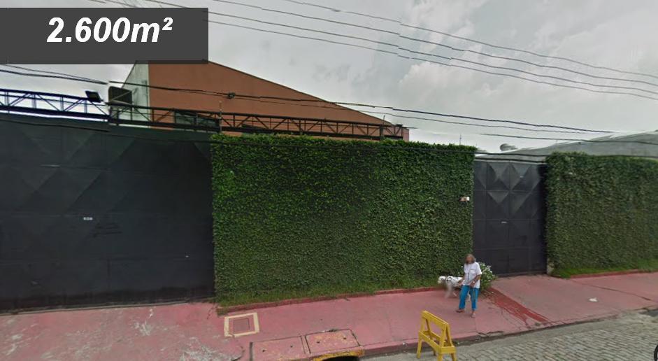 Galpão, Chácara Califórnia, São Paulo (GA0096)