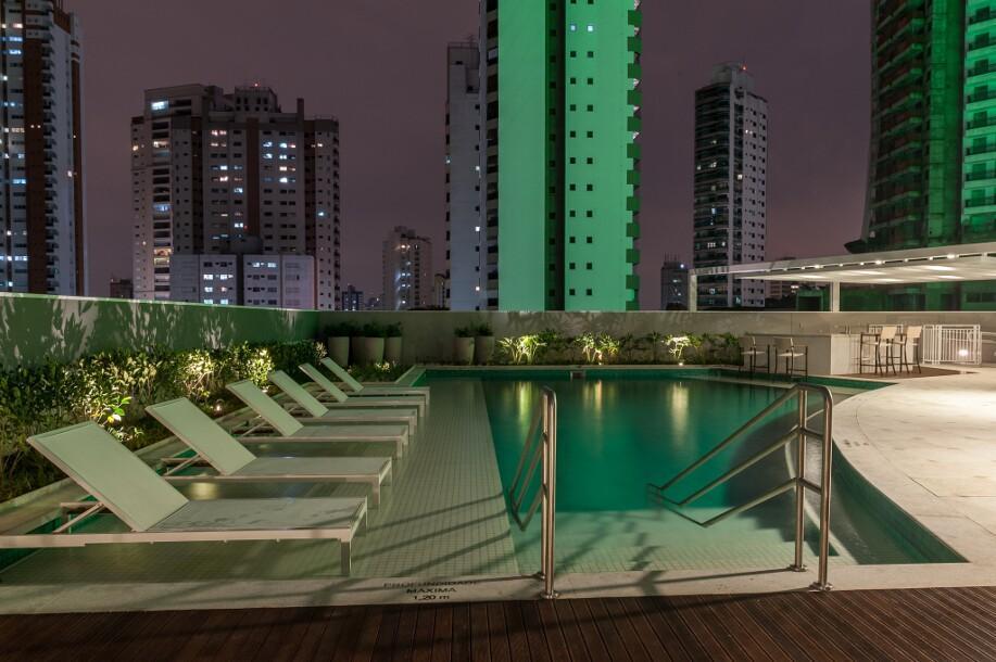 Apto 1 Dorm, Jardim Anália Franco, São Paulo (AP2487) - Foto 19