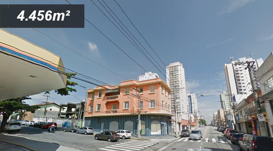 Terreno, Mooca, São Paulo (AR0273) - Foto 3