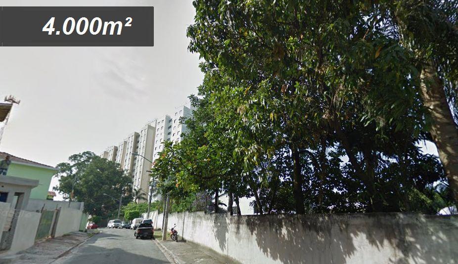 Terreno, Jardim Cláudia, São Paulo (AR0259) - Foto 4