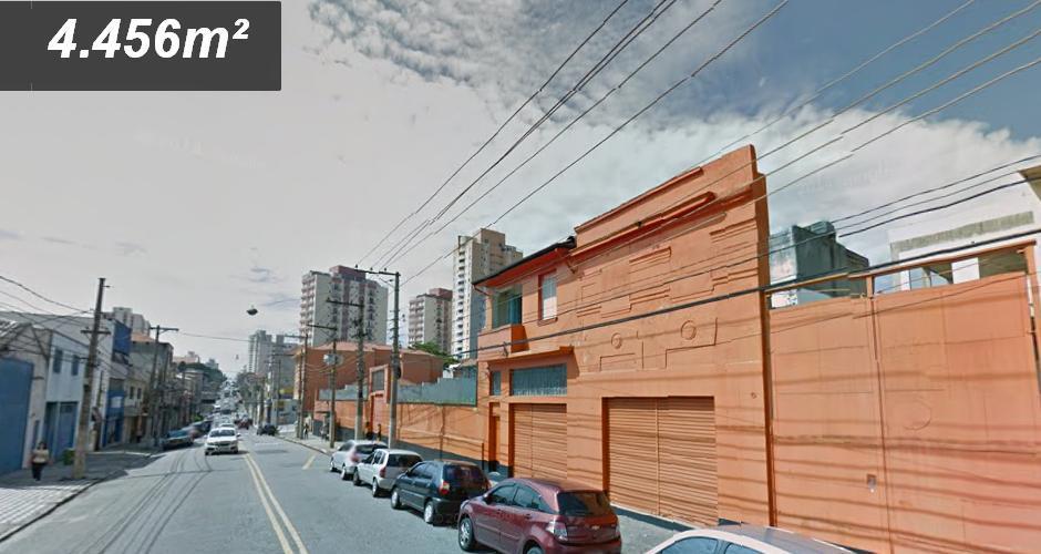Terreno, Mooca, São Paulo (AR0273) - Foto 4