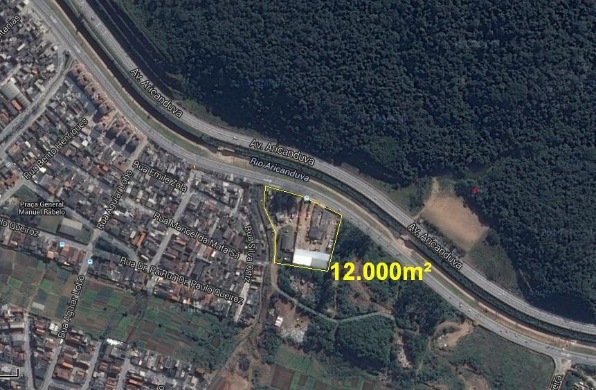 Terreno, Vila Califórnia, São Paulo (AR0215)