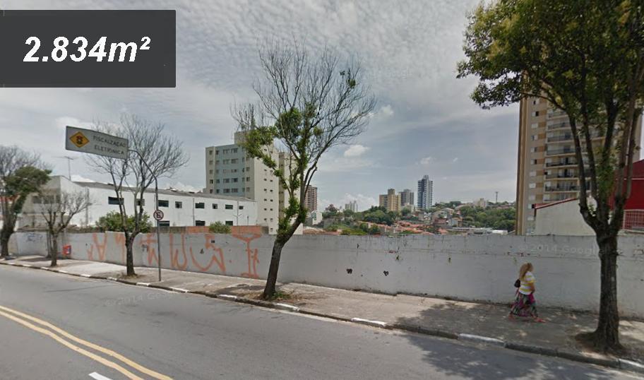 Soute Imóveis - Terreno, Vila Baeta Neves (AR0297) - Foto 6