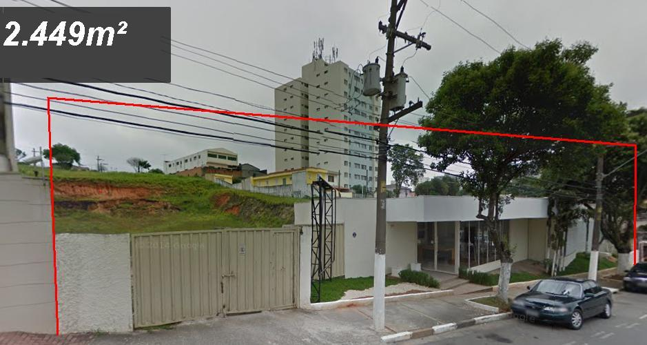 Soute Imóveis - Terreno, Vila Baeta Neves (AR0297) - Foto 3
