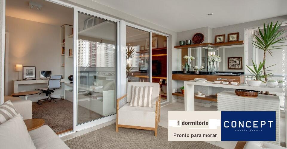 Soute Imóveis - Apto 1 Dorm, Jardim Anália Franco