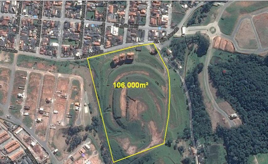 Terreno, Jardim São Pedro, Mogi das Cruzes (AR0176)