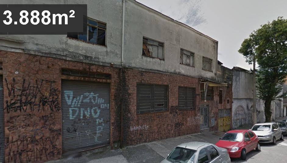 Terreno, Vila Bertioga, São Paulo (AR0280)