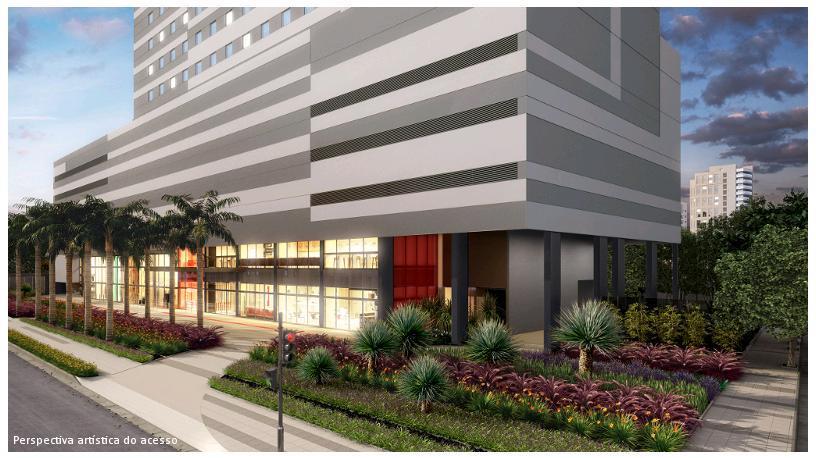 Hotel 364 Dorm, Vila Nova Conceição, São Paulo (HO0004) - Foto 3