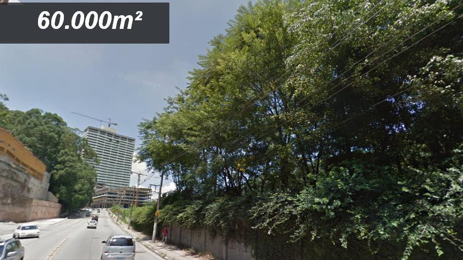 Terreno, Jardim Caboré, São Paulo (AR0256) - Foto 4