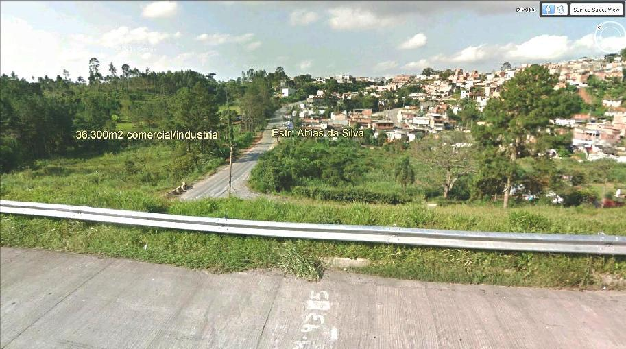 Terreno, Jardim Analândia, Itapecerica da Serra (AR0290) - Foto 2