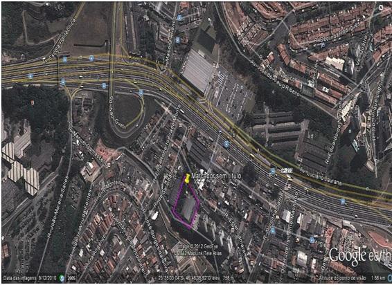 Soute Imóveis - Terreno, Jardim Cláudia, São Paulo - Foto 2