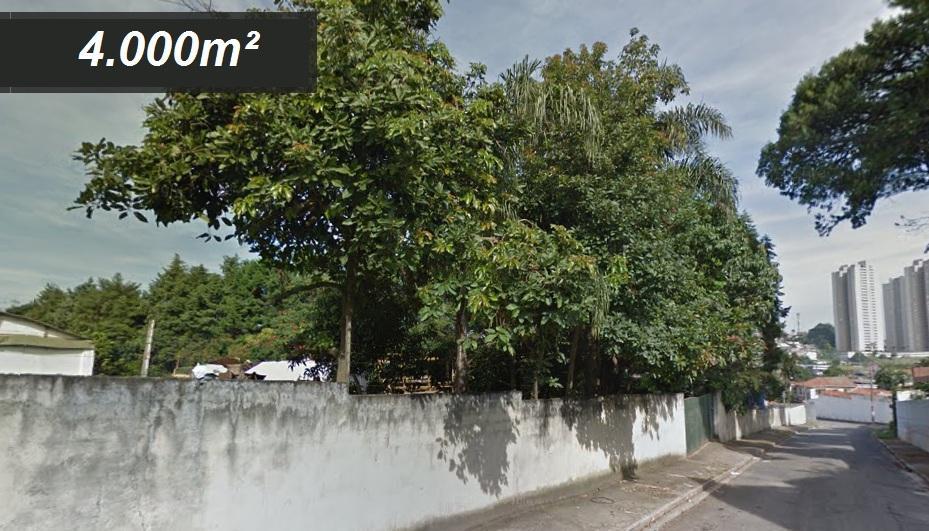 Terreno, Jardim Cláudia, São Paulo (AR0259) - Foto 3