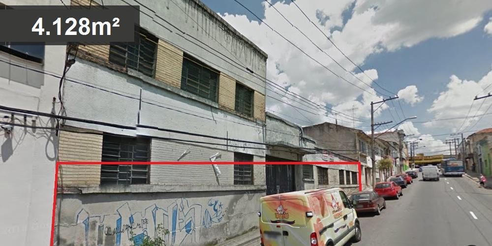 Terreno, Catumbi, São Paulo (AR0206)