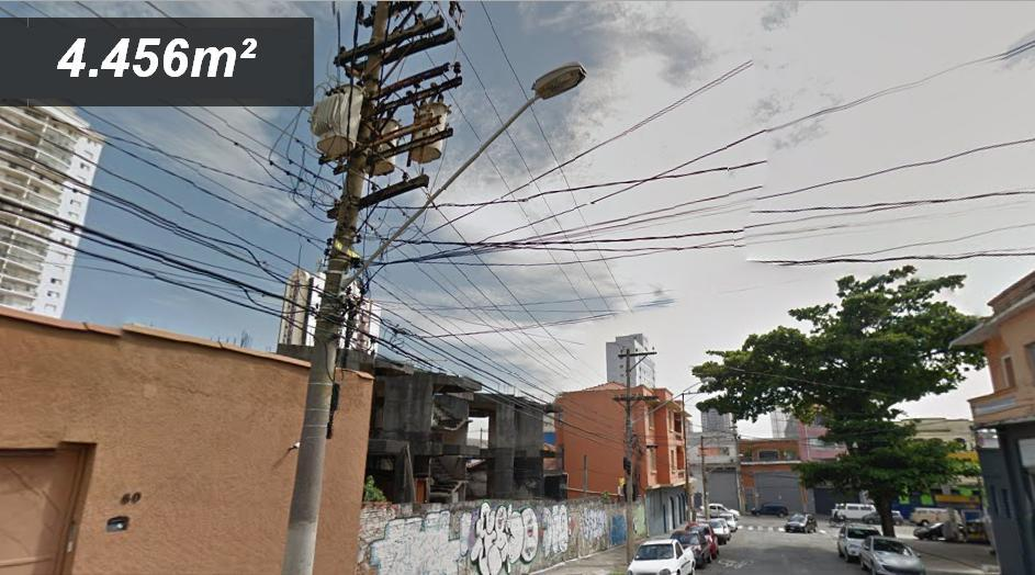 Terreno, Mooca, São Paulo (AR0273) - Foto 2