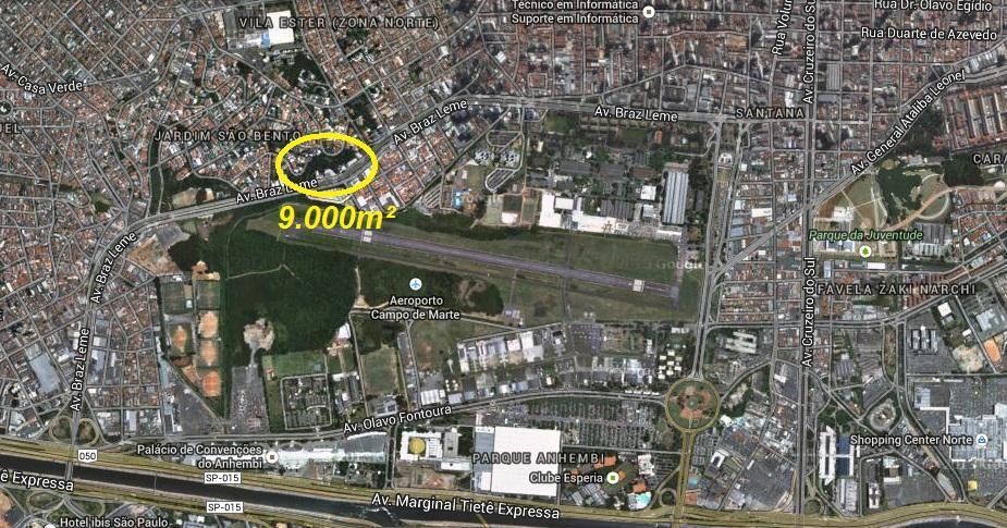 Terreno, Jardim São Bento, São Paulo (AR0258)