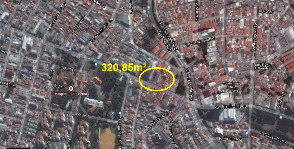 Terreno, Jardim Tranqüilidade, Guarulhos (AR0356)