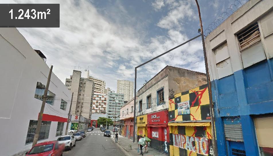 Terreno, Santa Efigênia, São Paulo (AR0360) - Foto 2