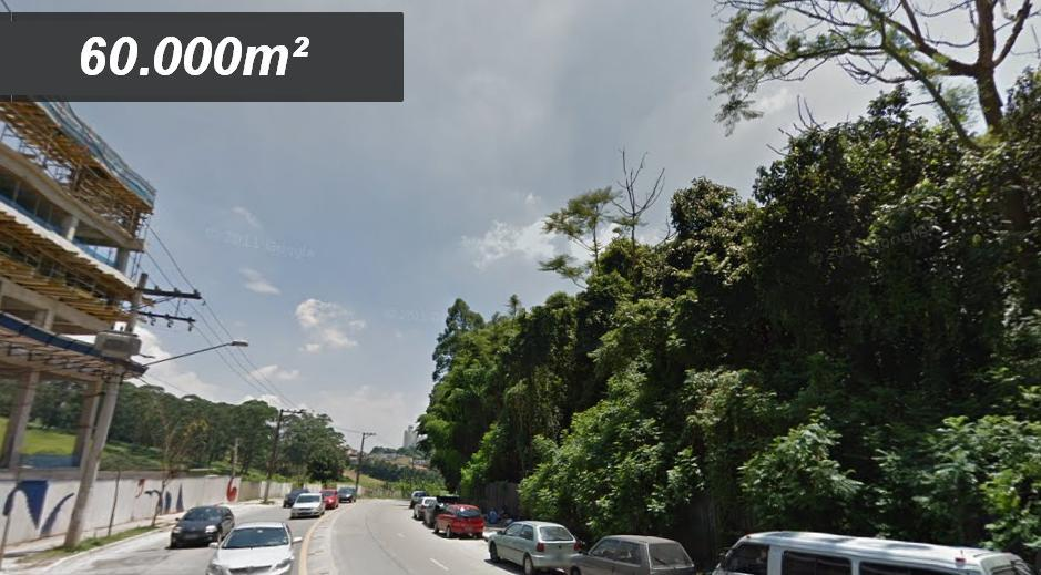 Terreno, Jardim Caboré, São Paulo (AR0256) - Foto 6