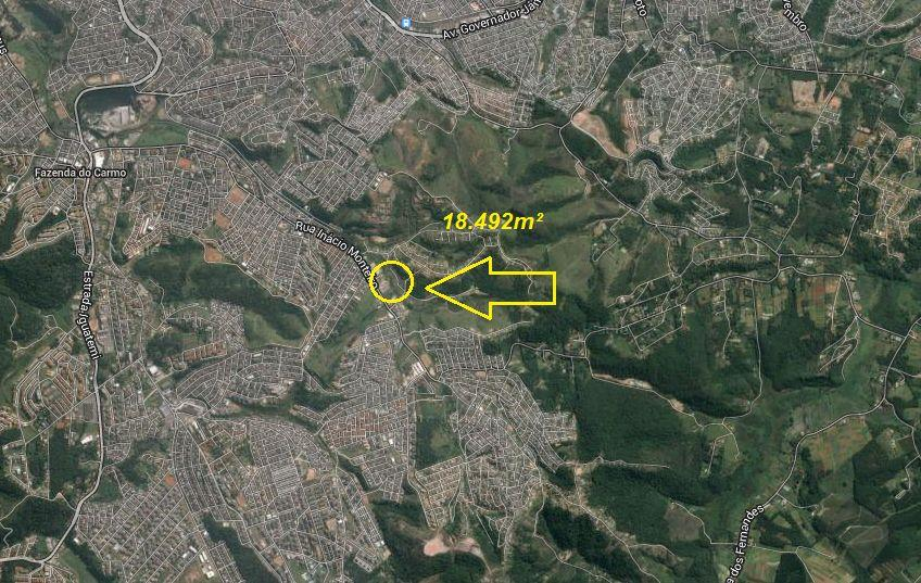 Terreno, Jardim Pérola I, São Paulo (AR0212)