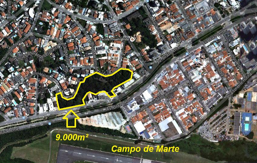 Terreno, Jardim São Bento, São Paulo (AR0258) - Foto 2