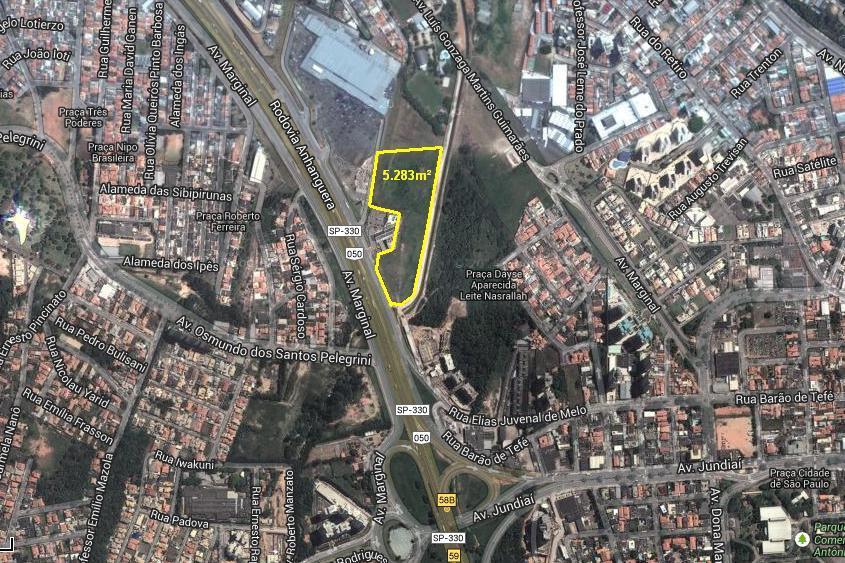 Terreno, Retiro, Jundiaí (AR0225)