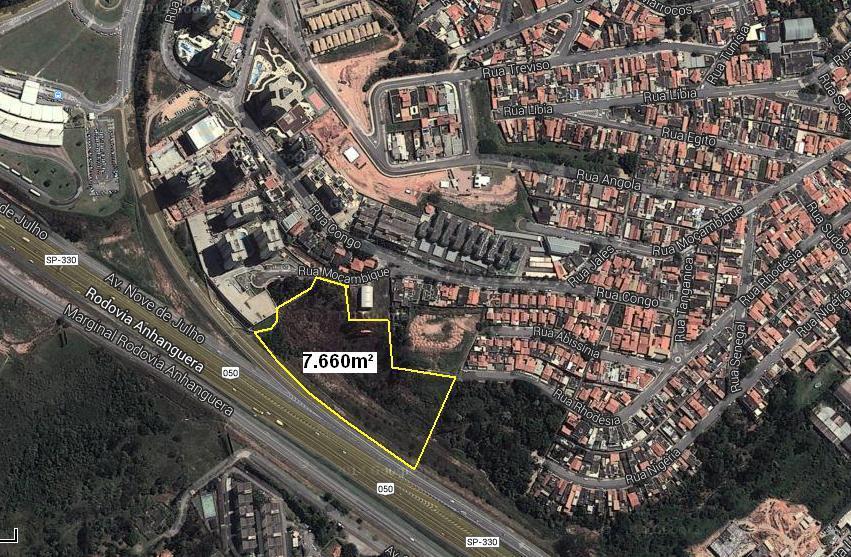 Terreno, Jardim Bonfiglioli, Jundiaí (AR0222)