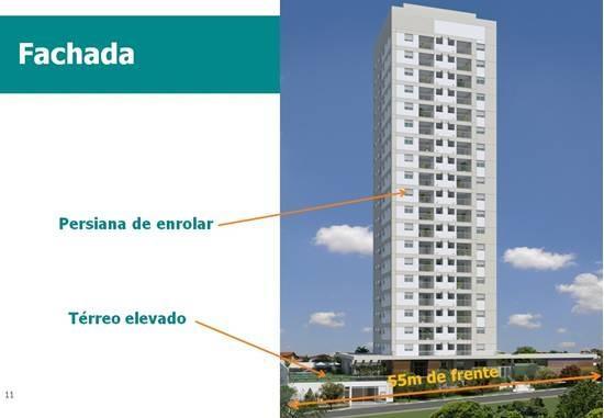 Apto 2 Dorm, Vila do Bosque, São Paulo (AP2283)