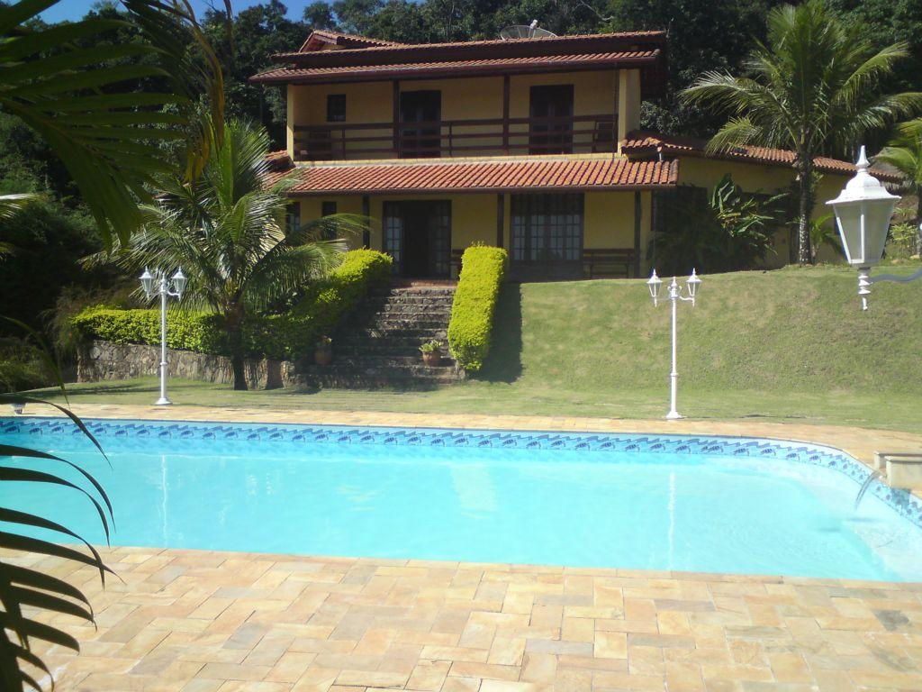 Casa, Recanto Tranqüilo, Atibaia (CA0642)