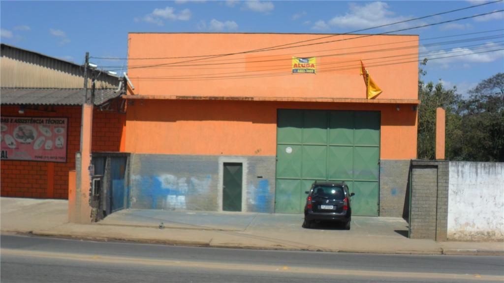 Galpão, Caetetuba, Atibaia (GA0089) - Foto 13