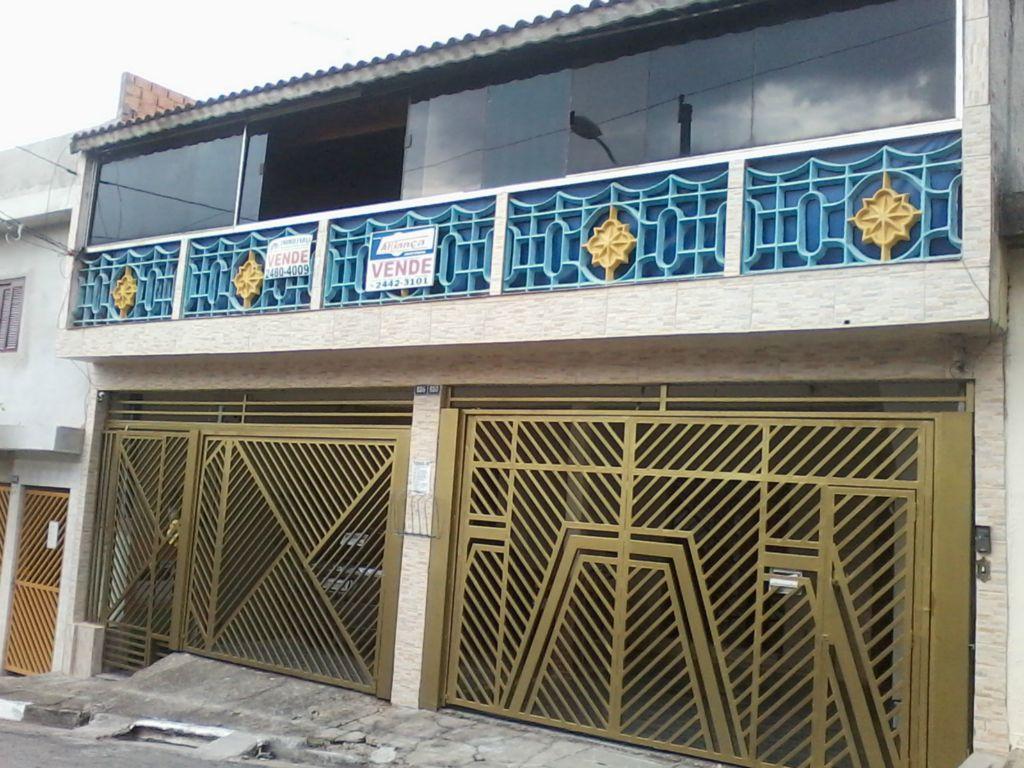 Casa 10 Dorm, Jardim Cumbica, Guarulhos (CA0684) - Foto 5