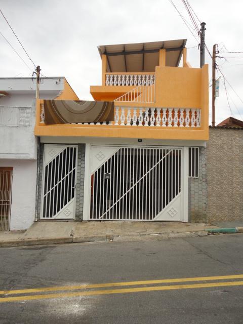 Casa 3 Dorm, Vila Augusta, Guarulhos (SO0955)