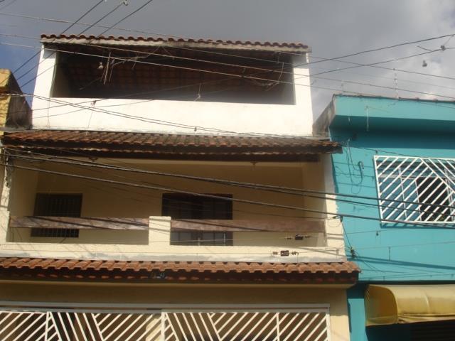 Casa 2 Dorm, Jardim Divinolândia, Guarulhos (CA0743)