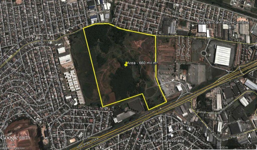 Terreno, Cidade Industrial Satélite de São Paulo, Guarulhos (AR0298)