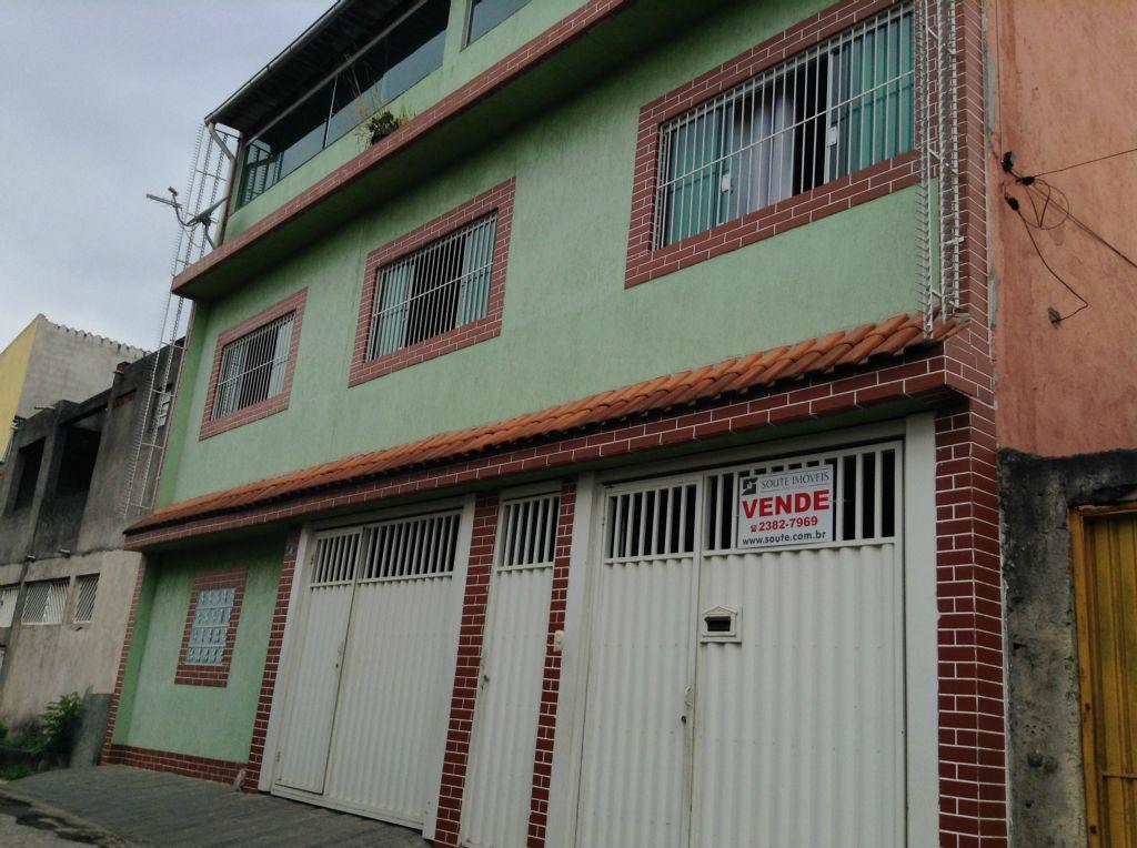 Casa 3 Dorm, Jardim Guilhermino, Guarulhos (CA0746)