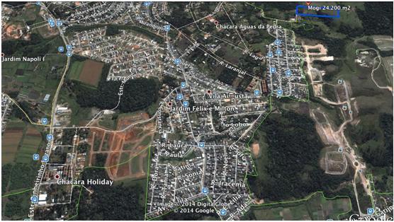 Soute Imóveis - Terreno, Jardim Aracy (AR0343) - Foto 3