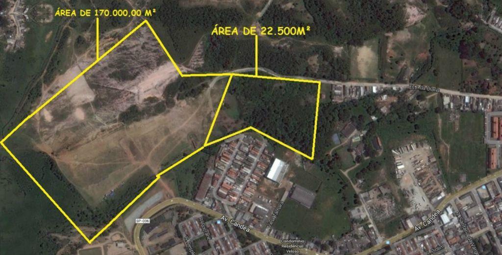 Terreno, Vila Pires, Guarulhos (AR0331)