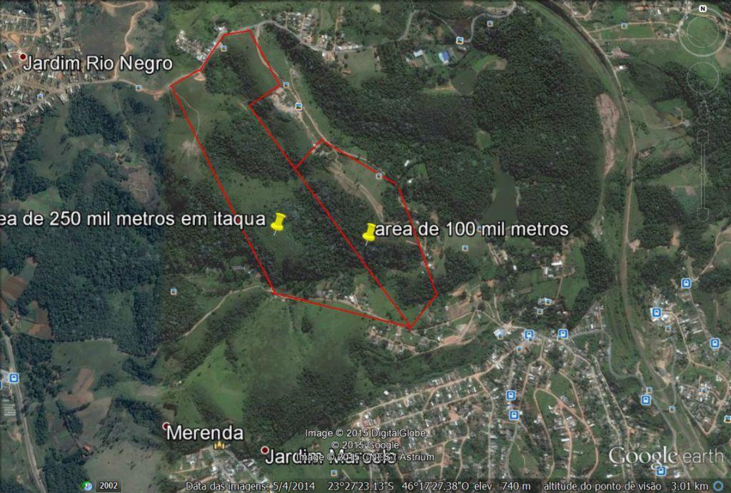Terreno, Estância Guatambu, Itaquaquecetuba (AR0337)