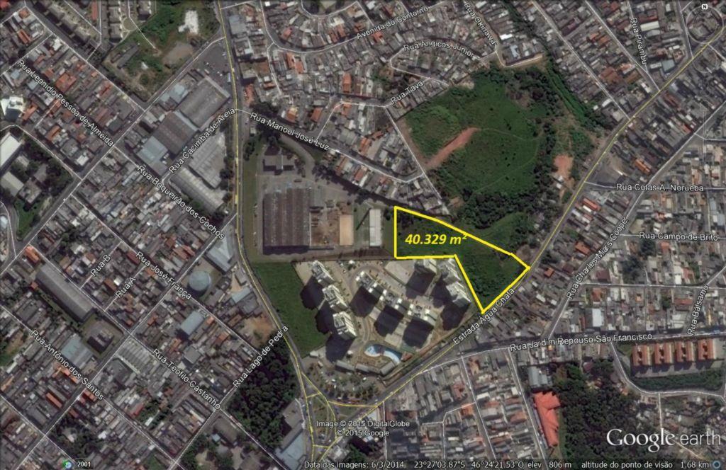 Terreno, �gua Chata, Guarulhos (AR0342)