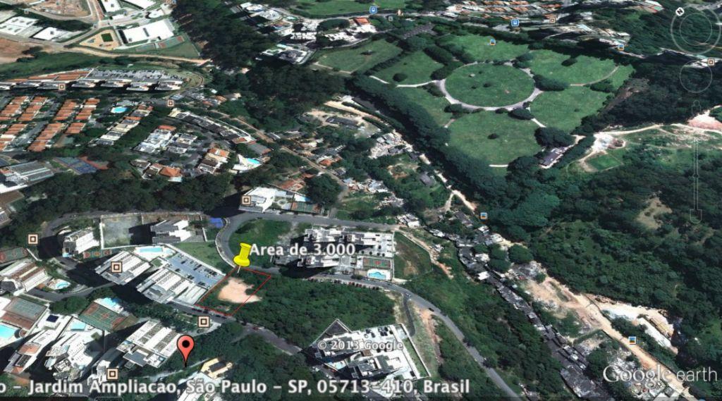 Terreno, Jardim Ampliação, São Paulo (TE0286)