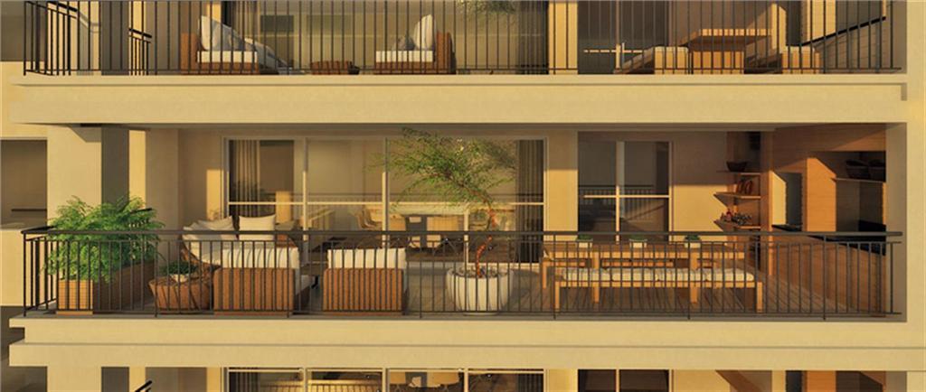 Cobertura 4 Dorm, Jardim Marajoara, São Paulo (CO0040) - Foto 4