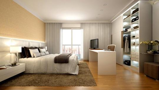 Apto 3 Dorm, Vila Regente Feijó, São Paulo (AP2298) - Foto 9