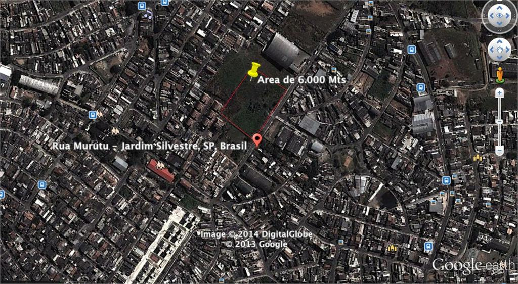 Terreno, Jardim Silvestre, Guarulhos (AR0121) - Foto 2