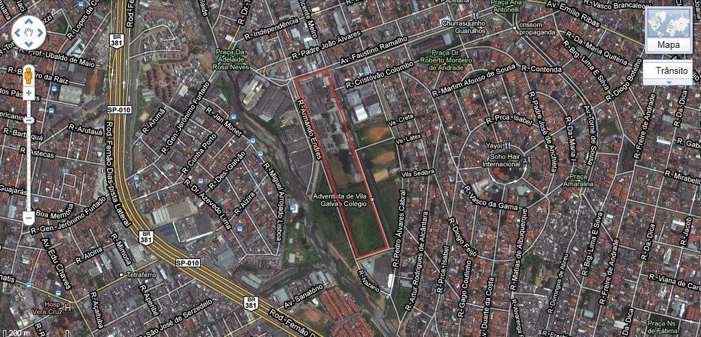 Terreno, Jardim Vila Galvão, Guarulhos (AR0164) - Foto 2
