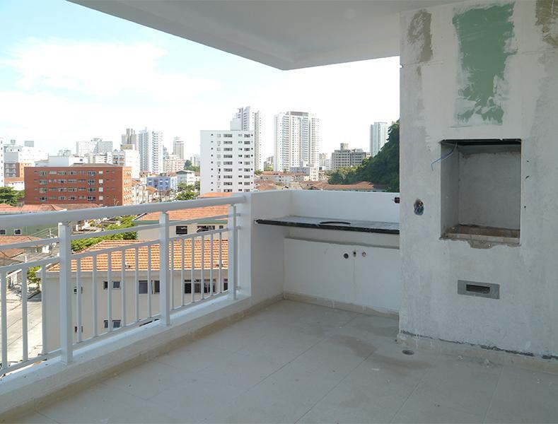Soute Imóveis - Apto 3 Dorm, Marapé, Santos - Foto 7