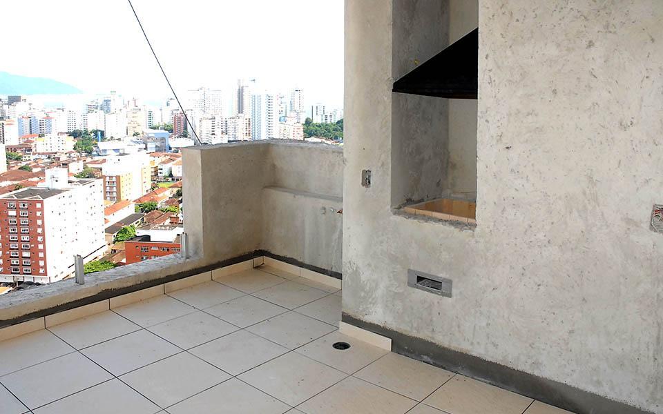 Soute Imóveis - Apto 3 Dorm, Marapé, Santos - Foto 13