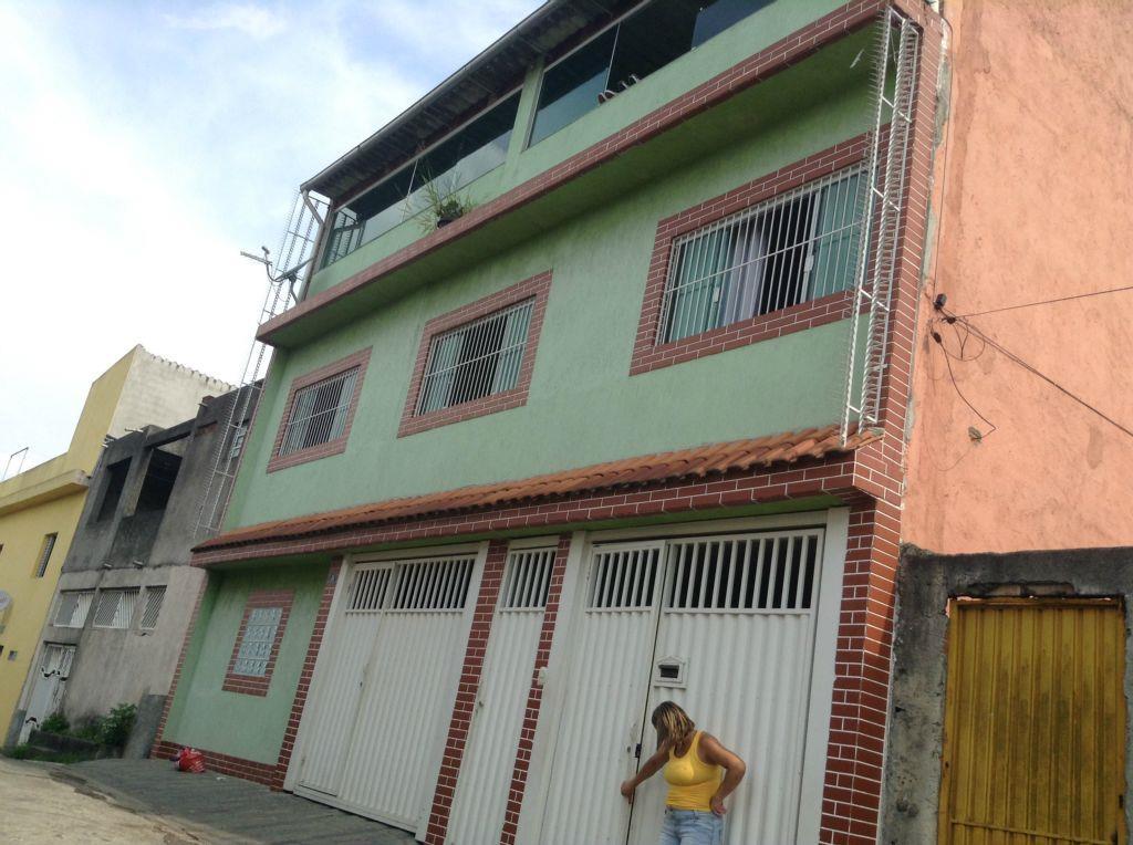 Casa 3 Dorm, Jardim Guilhermino, Guarulhos (CA0746) - Foto 2